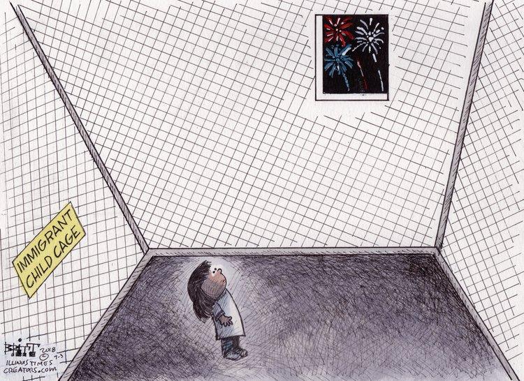 Chris Britt Comic Strip for July 03, 2018