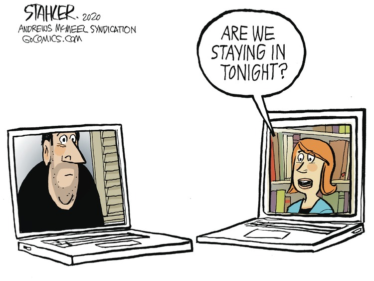 Jeff Stahler Comic Strip for May 03, 2020