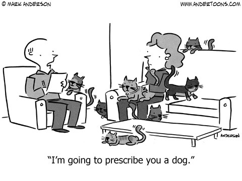 Andertoons for Oct 19, 2014 Comic Strip