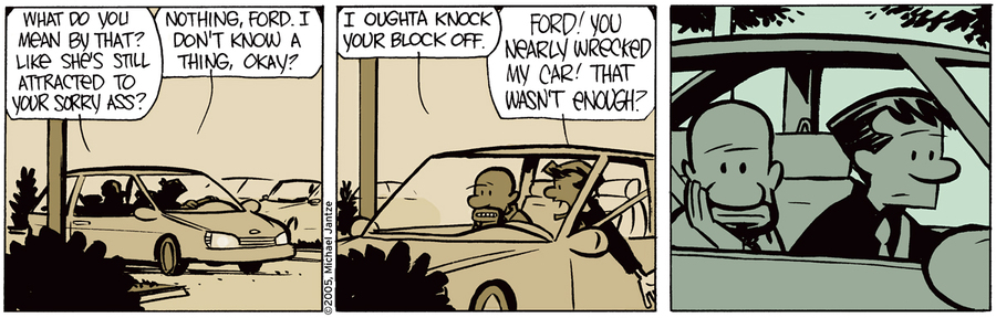 The Norm Classics Comic Strip for September 20, 2020
