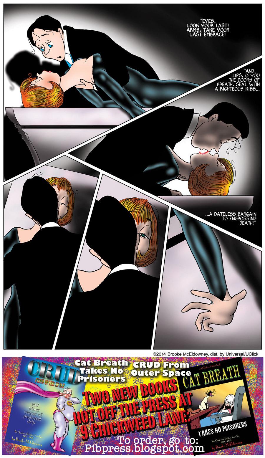 Pibgorn for Aug 14, 2014 Comic Strip