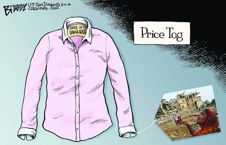 Steve Breen for May 2, 2013 Comic Strip