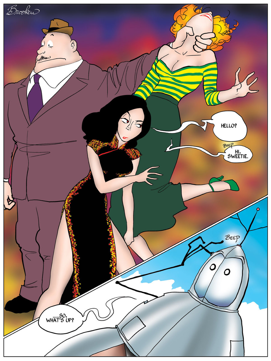 Pibgorn Comic Strip for April 11, 2015
