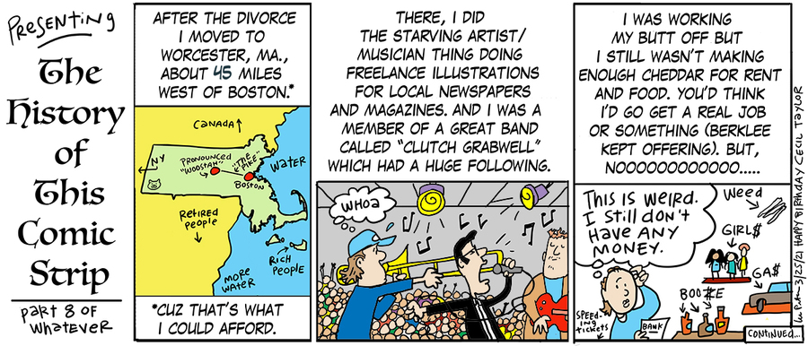 The Big Picture Comic Strip for March 25, 2021