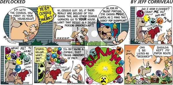 DeFlocked on Sunday June 13, 2010 Comic Strip