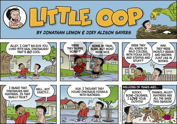 Alley Oop on Sunday May 9, 2021 Comic Strip