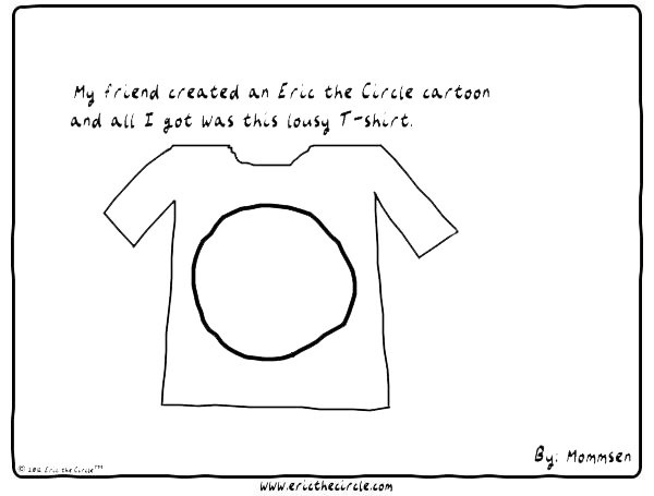 Eric the Circle by ..... for March 12, 2019