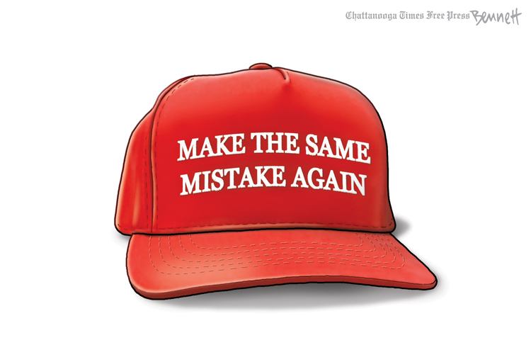 Clay Bennett by Clay Bennett for October 06, 2019