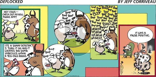 DeFlocked on Sunday April 17, 2016 Comic Strip