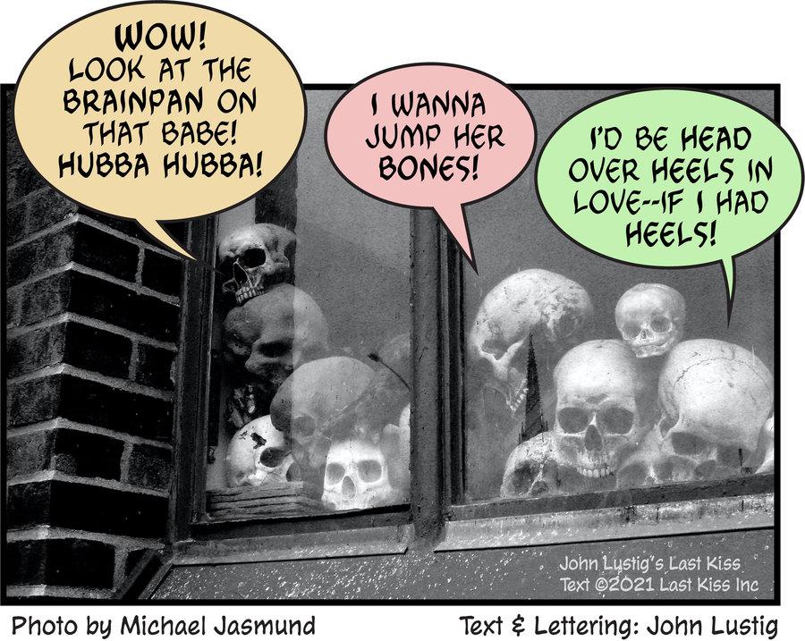 Last Kiss by John Lustig on Fri, 15 Oct 2021
