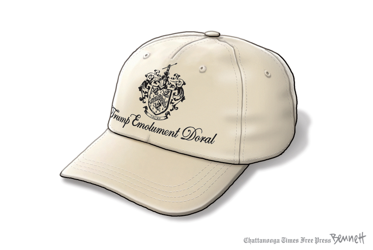 Clay Bennett by Clay Bennett for October 18, 2019