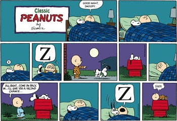 Peanuts (February 26, 1961)