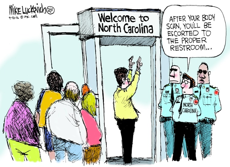 Mike Luckovich for Apr 10, 2016 Comic Strip