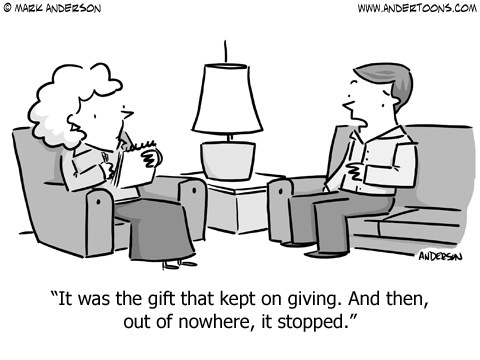 Andertoons Comic Strip for July 05, 2016
