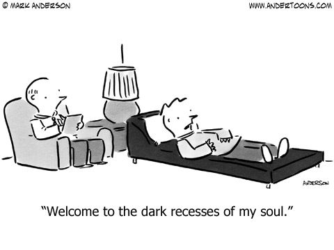 Andertoons Comic Strip for March 30, 2012
