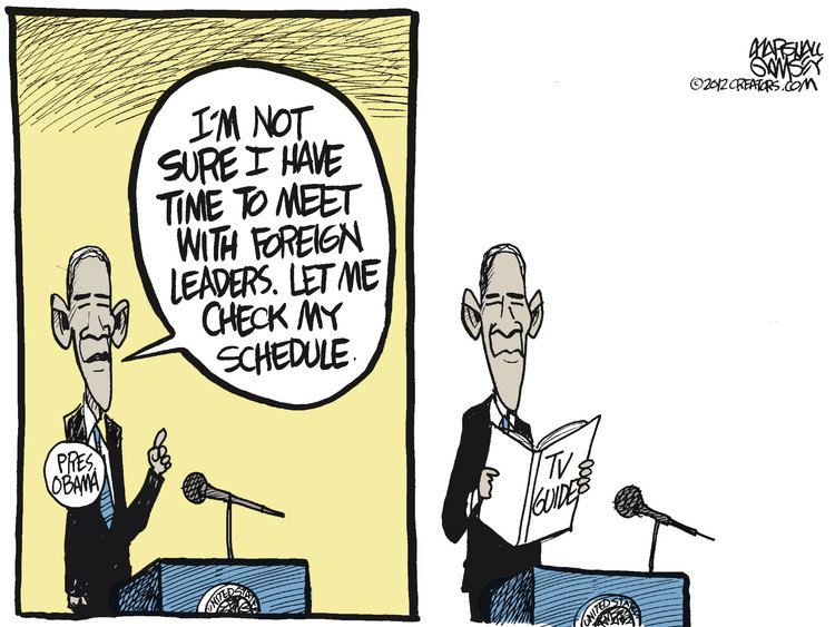 Marshall Ramsey for Sep 25, 2012 Comic Strip