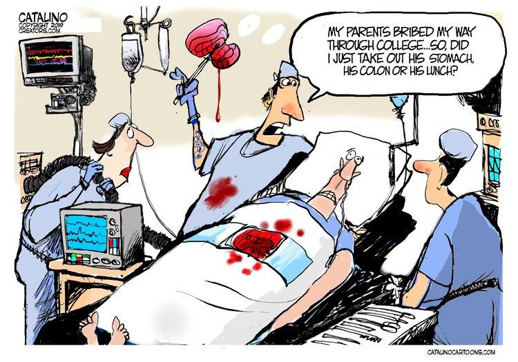 Ken Catalino Comic Strip for March 21, 2019