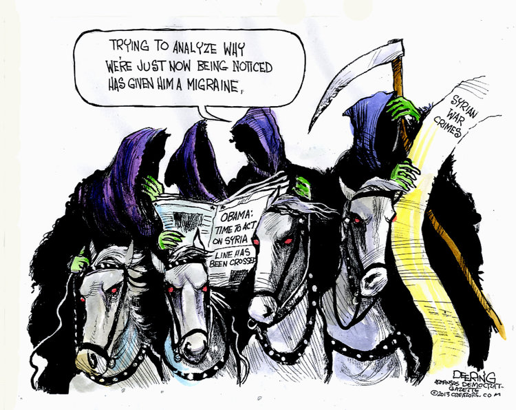 John Deering for Jun 19, 2013 Comic Strip