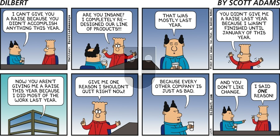 Purchase Comic Strip for 2019-01-27