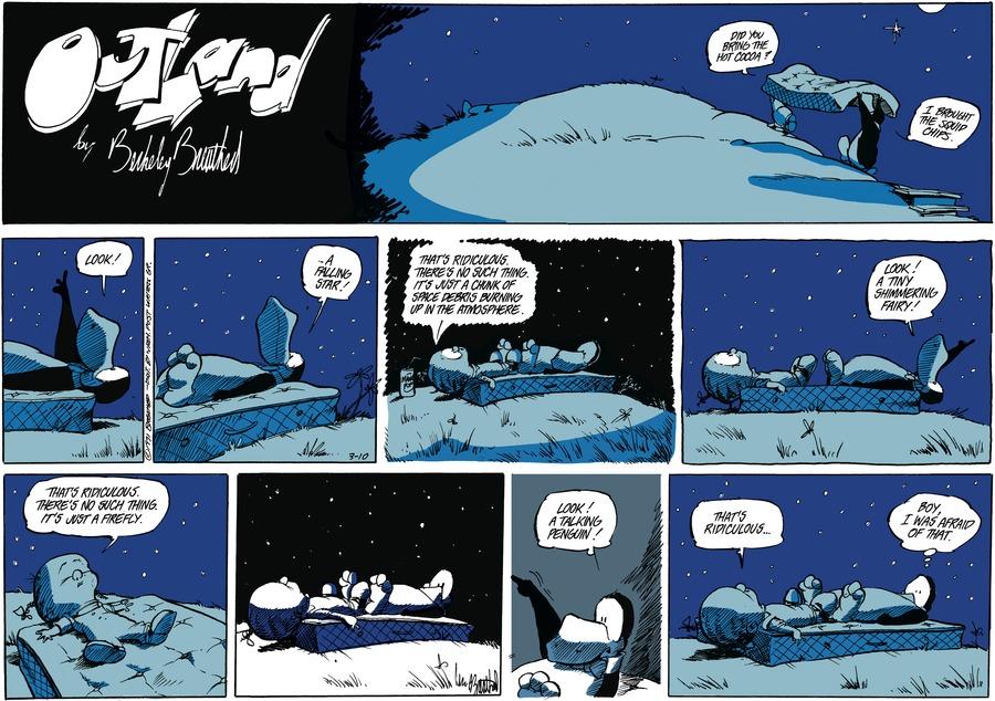 Outland Comic Strip for April 19, 2021