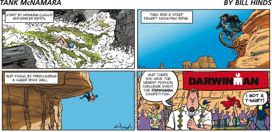 Tank McNamara Comic Strip for August 29, 2021
