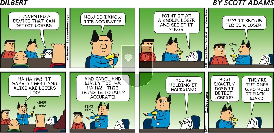 Purchase Comic Strip for 2021-06-27