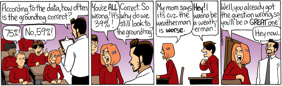 Beardo Comic Strip for February 02, 2015