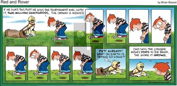 Red and Rover on Sunday May 5, 2019 Comic Strip