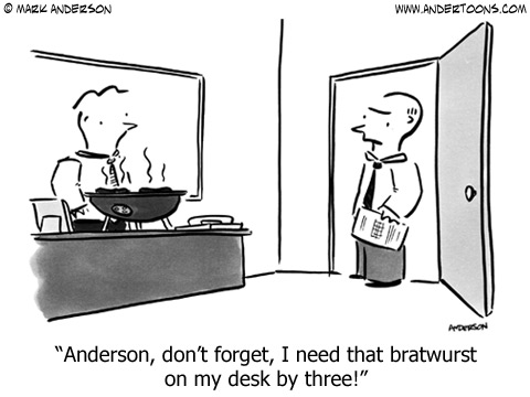 Andertoons for May 28, 2012 Comic Strip