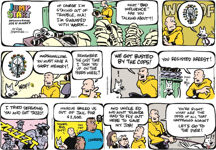 JumpStart Comic Strip for April 30, 2017