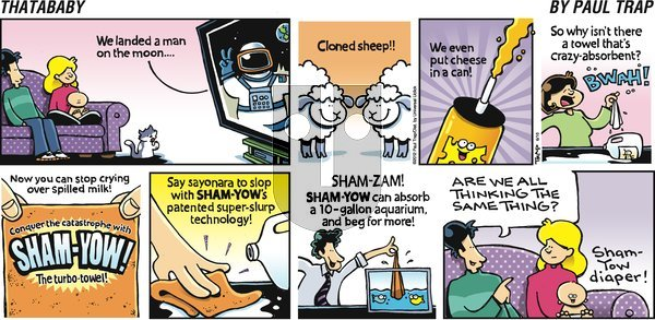 Thatababy on Sunday June 10, 2012 Comic Strip