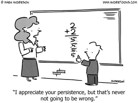 Andertoons Comic Strip for October 23, 2014