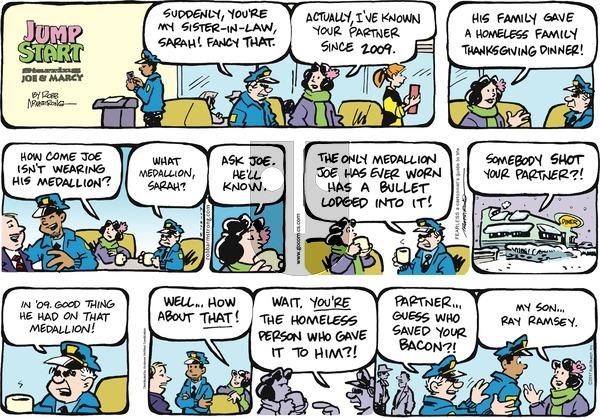 JumpStart on Sunday February 12, 2017 Comic Strip