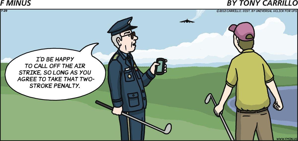 F Minus for Jul 29, 2012 Comic Strip