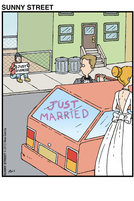 Sunny Street Comic Strip for July 15, 2013