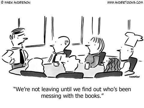 Andertoons Comic Strip for March 26, 2012