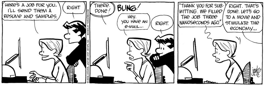 The Norm Classics Comic Strip for July 13, 2019