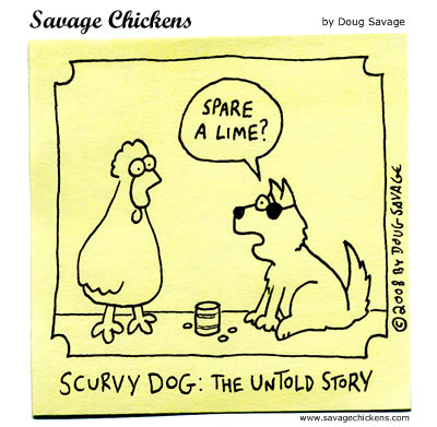 Savage Chickens Comic Strip for September 20, 2012