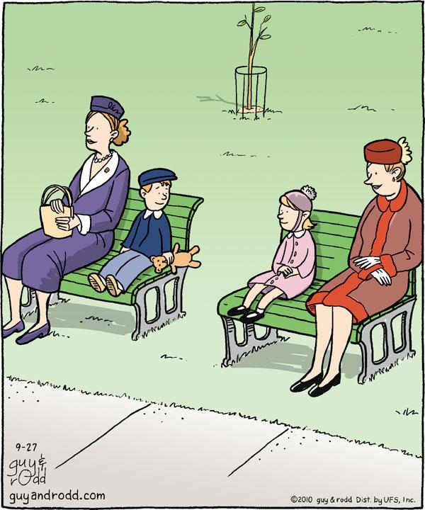 Brevity Comic Strip for September 27, 2010