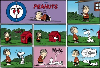 Peanuts (April 5, 1959)