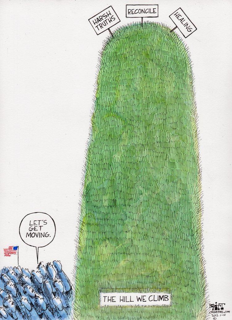 Chris Britt Comic Strip for January 21, 2021