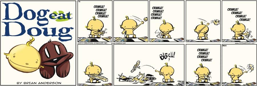 Dog Eat Doug Comic Strip for May 05, 2013