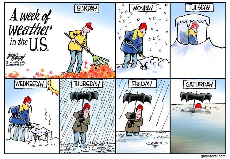 Gary Varvel Comic Strip for January 08, 2014