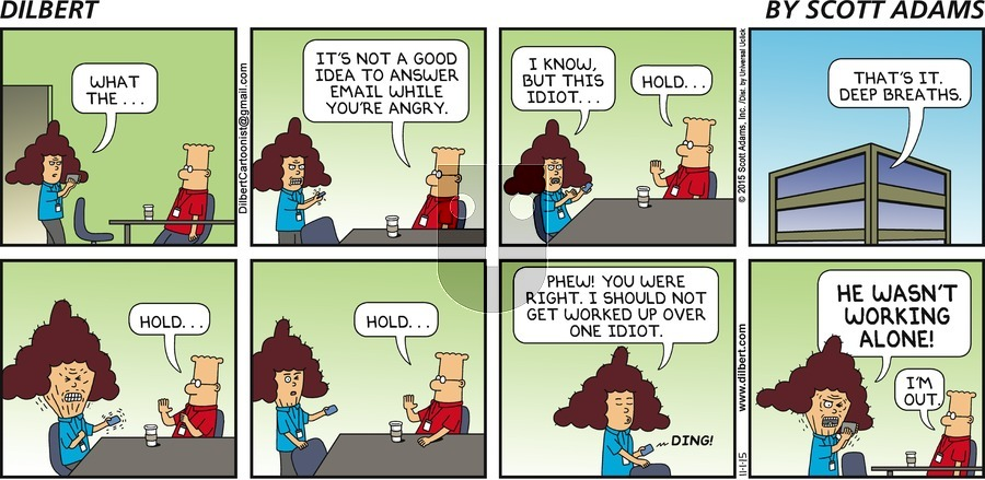 Purchase Comic Strip for 2015-11-01