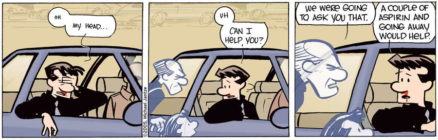 The Norm Classics Comic Strip for September 15, 2020
