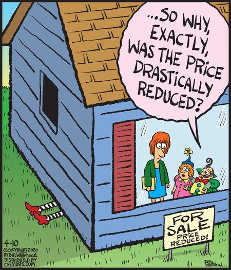 Free Range Comic Strip for April 10, 2020