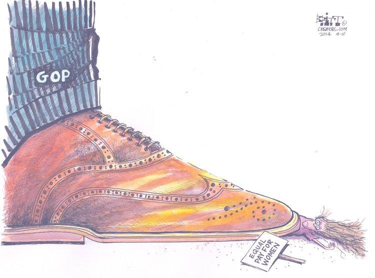 Chris Britt Comic Strip for April 10, 2014