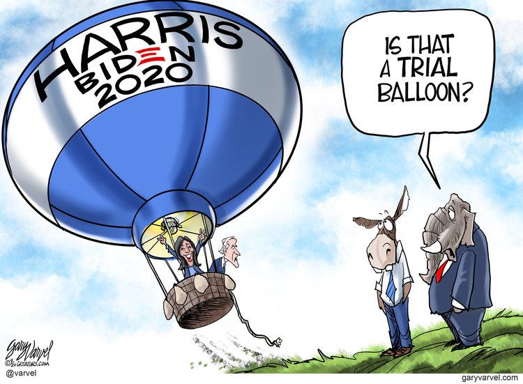 Gary Varvel Comic Strip for September 16, 2020