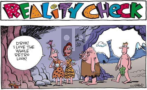 Reality Check on Sunday May 6, 2012 Comic Strip
