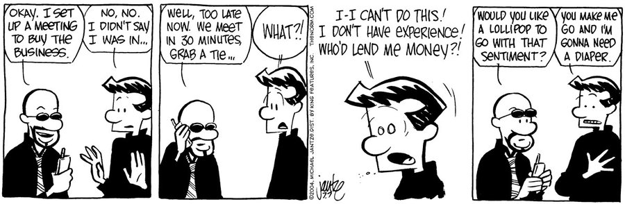 The Norm Classics Comic Strip for June 12, 2019